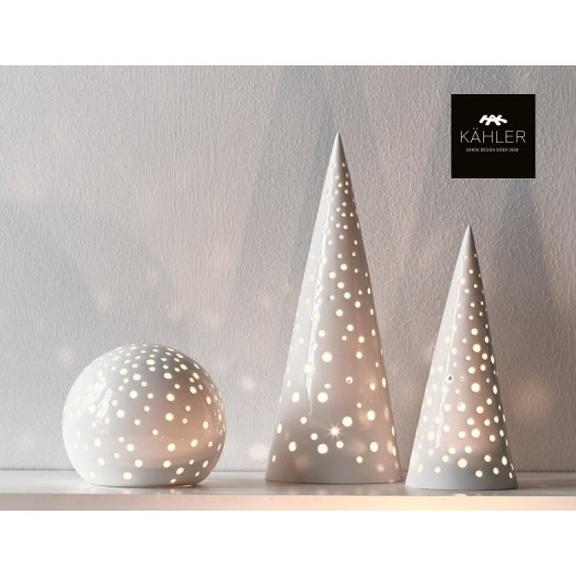 Kähler Nobili Juletræer til lys Gave 109-30