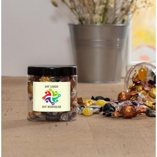 Func Plastbøtte med luksus chokoladekuglemix-03