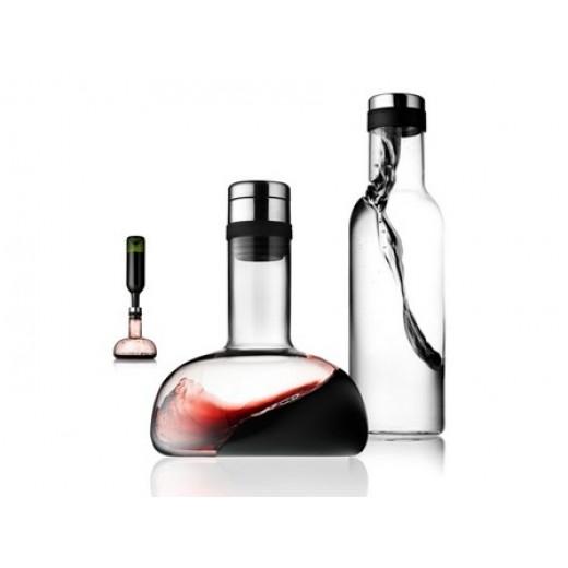 """Menu New Norm """"vin og vand"""""""