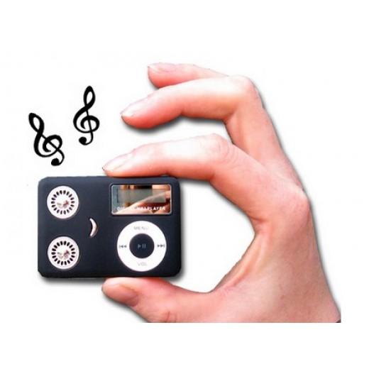 MP3 afspiller - SLIM