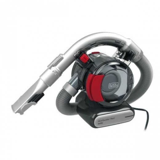 Black and Decker 12V Flexi Bil Støvsuger-06