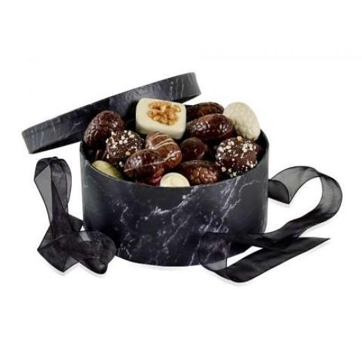 Coca Guld Hatteæske med Luksus Chokolade and Luksus æg-03