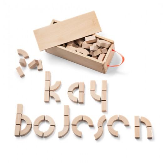 Rosendahl Kay Bojesen - Alfabetklodser