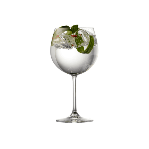 Lyngby Glas 4 Gin and Tonic glas og Bredemeijer barsæt-01