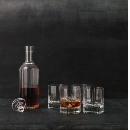 Gourmetgaven Luigi Bormioli bach whiskysæt-30
