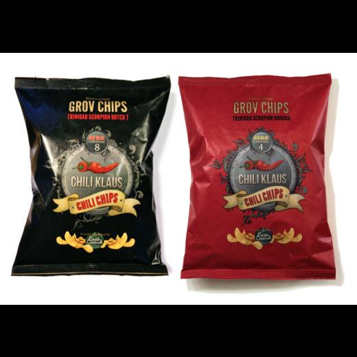 Chili Klaus Chili chips 4 poser-30