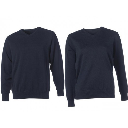 Grizzly fintstrikket sweater