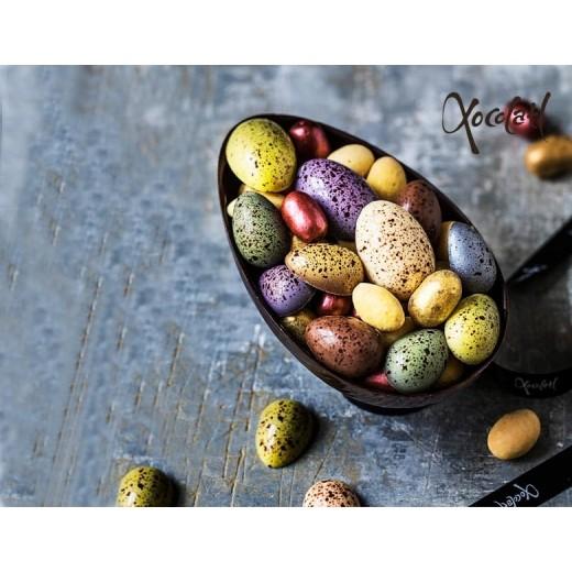 Xocolatl Årets Påskeæg i Påskeskal, 300g.-011
