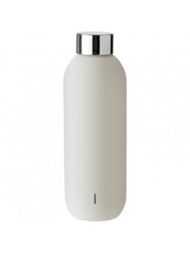 Stelton Keep Cool drikkeflaske i stål/Sand-20