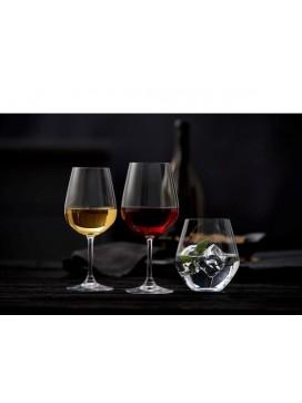 Lyngby Glas Krystal Glassæt 18 dele-20