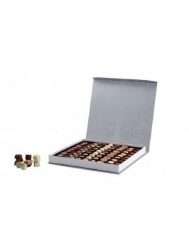 by PR Cocoture æske med 81 stk. fyldte chokoladestykker-20