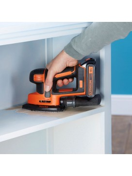 Black and Decker 18V Slibemus-20