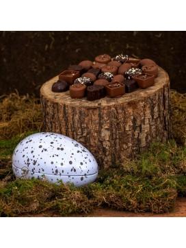 Func Tinæg med Chokoladeæg nougat-20