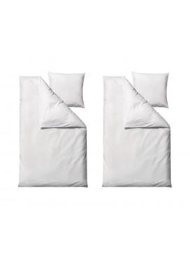Södahl Edge sengesæt 220 cm i Hvid-20