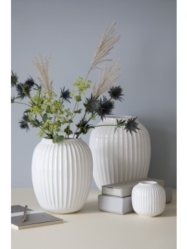 Kähler Hammershøi vaser og fyrfadsstage-20