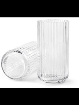 Glasvase - Klart glas