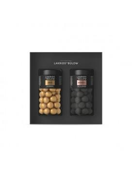 Lakrids by Bülow Black Box Regular + Regular (Gold/Snowball)-20