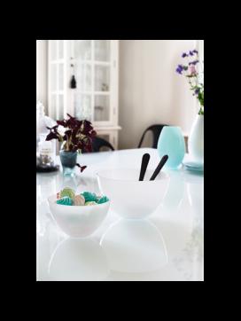 Holmegaard Cocoon Hvide skåle