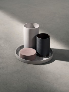 Menu - Cylindrical serie