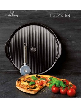 Emile Henry - BBQ Pizzasten