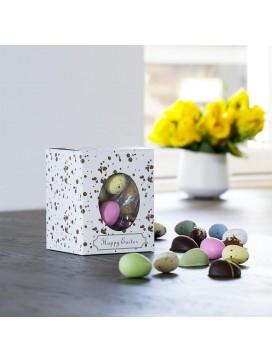 Func Happy Easter gaveæske med Påskemix og Påskeæg-20
