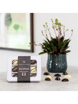 Func Chocolat du Nord God Påske Tinæske med Påskeæg-20