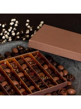 Func Bronze gaveæske med chokoladeblanding og påskeæg-20