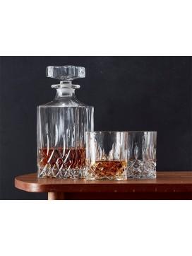 Lyngby Glas Lounge Whiskysæt, 3 dele-20