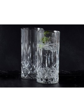 Lyngby Glas Lounge Highball glas, 2 stk.-20