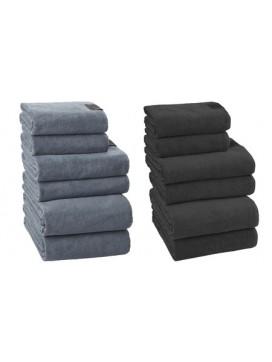 Georg Jensen Damask De Luxe Håndklædepakke Gave 6-20