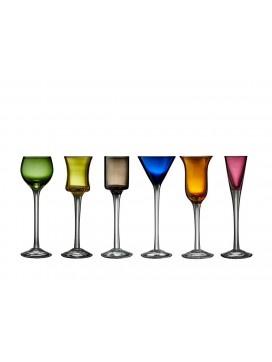 Lyngby Glas Snapseglas-20