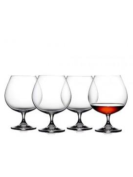 Lyngby Glas Juvel Cognacglas, 4 stk.-20