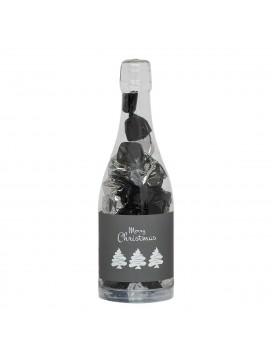 Func Merry Christmas champagneflaske med chokolade-20