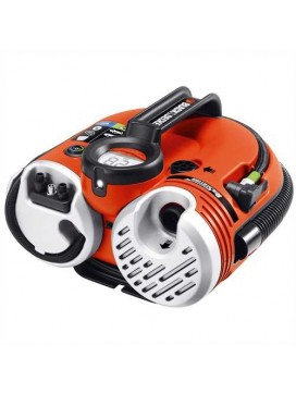 Black and Decker 12v DC Air Station-20