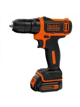 Black and Decker 10.8V Li-Ion ultra kompakt Boreskruemaskine-20