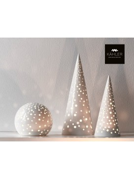 Kähler Nobili Juletræer til lys Gave 109-20