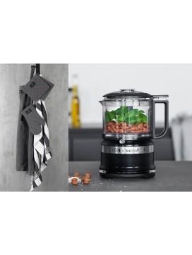 KitchenAid Mini-Foodprocessor og Pillivuyt Textilsæt, 6 dele-20
