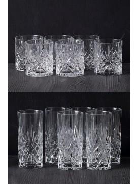 Lyngby Glas Melodia krystal glas, 6 stk-20