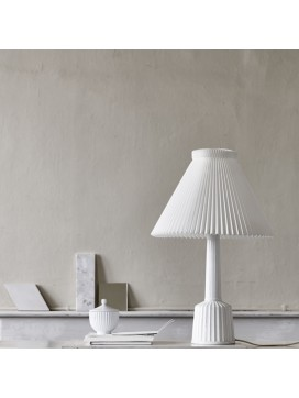 Lyngby Porcelæn Esben Klint lampe-20