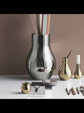 Georg Jensen Cafu vase, stål-20