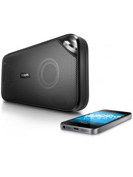 Philips Portabel trådløs højtaler i sort