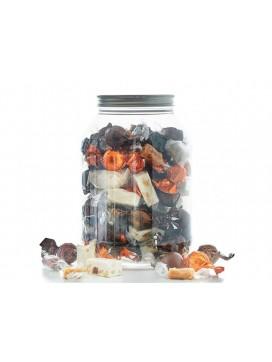 by PR Cocoture chokoladekugler, fransk nougat og karamelmix 1,2kg-20