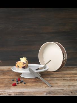 Gourmetgaven Pillivuyt kagefad, WMF kagesæt og patisse form-20