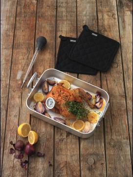 Gourmetgaven - Mauviel og bastian ovnsæt
