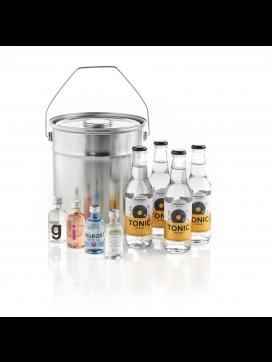 Bon Coca Gin smagning, sølv og med blooth højtaler-20