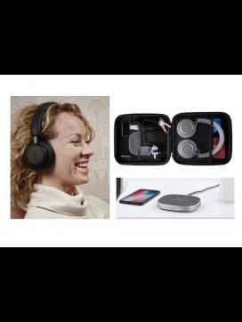 TOUCHit Høretelefoner, CARRYit etui og CHARGEit-20