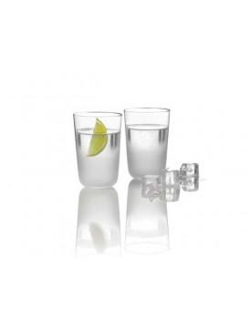 Stelton 2 stk. Frost Glas
