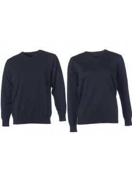 Grizzly fintstrikket sweater