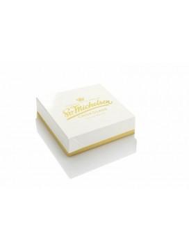 Sv. Michelsen 9 eller 18 dessertchokolader i hvid lakæske-20