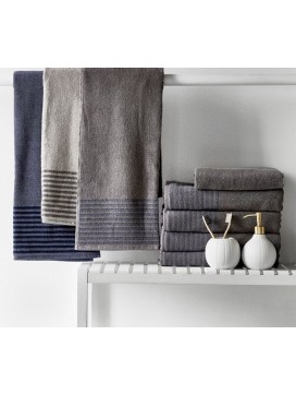 Södahl Mist Håndklæder med badeserie Gave 128-130-20
